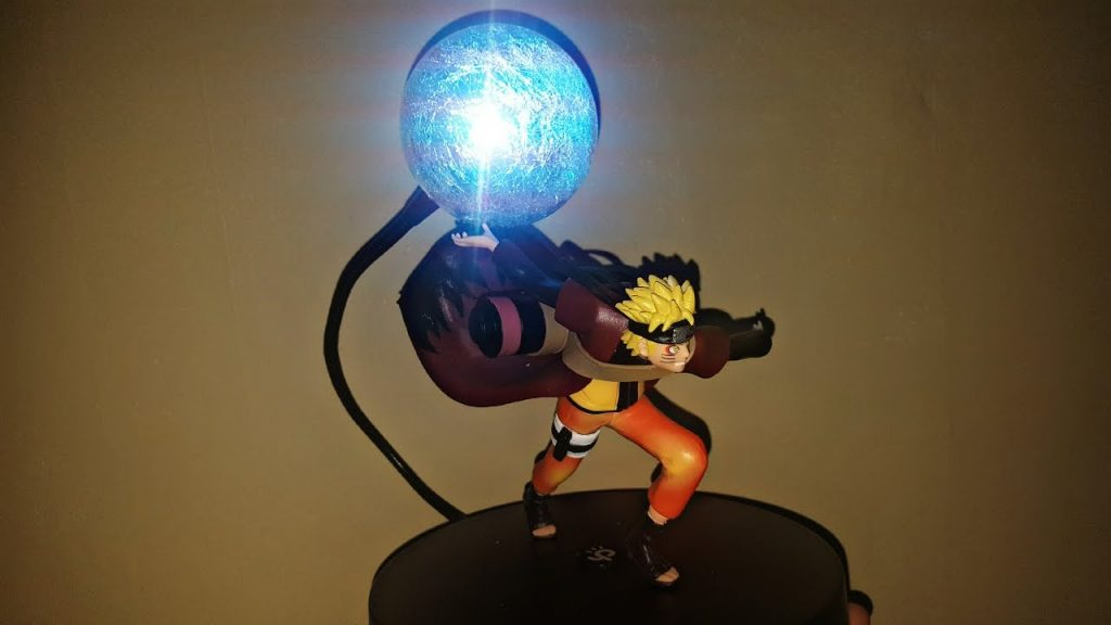 lampe Naruto
