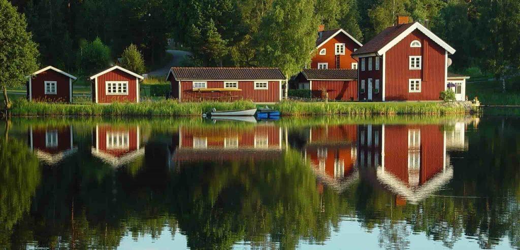 peinture suédoise