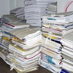 Que faire des documents encombrants en entreprise ?